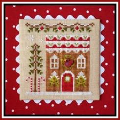 Gingerbread Village 6 - GINGERBREAD HOUSE 4