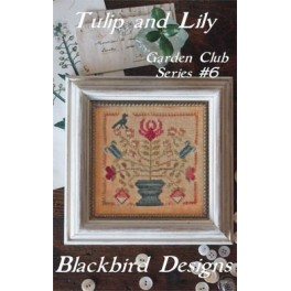 Garden Club Series 6: TULIP AND LILY