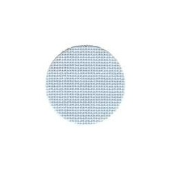 "Zweigart Congress Cloth 24"", pale blue"