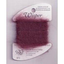 Wisper W72 - burgundy