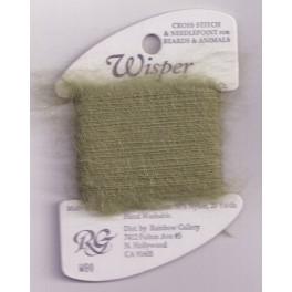 Wisper W80 - moss green