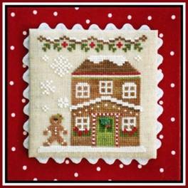 Gingerbread Village 7 - GINGERBREAD HOUSE 5