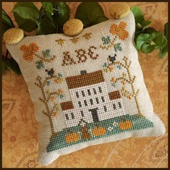 LITTLE HOUSE ABC SAMPLERS - No. 1 ABC