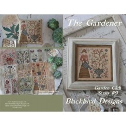 Garden Club Series 9: THE GARDENER