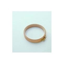 Handstickring breit - 18,5 cm