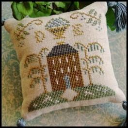 LITTLE HOUSE ABC SAMPLERS - No. 2 DE