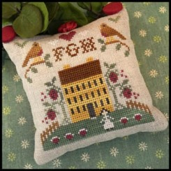 Little House ABC Samplers - No. 3 FGH