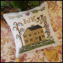 LITTLE HOUSE ABC SAMPLERS - No. 4 IJK