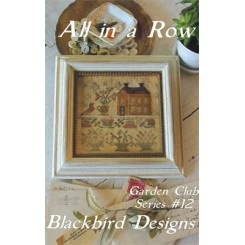 Garden Club Series 12: ALL IN A ROW