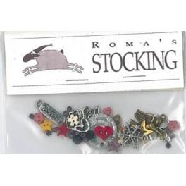 ROMA'S STOCKING - Materialpaket