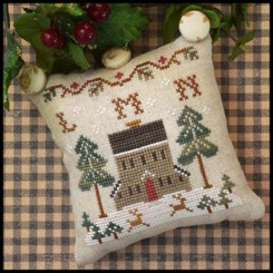 LITTLE HOUSE ABC SAMPLERS - No. 5 LMN
