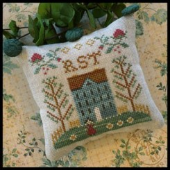 LITTLE HOUSE ABC SAMPLERS - No. 7 RST