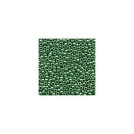 MH Glass Seed Beads 00431 - jade green