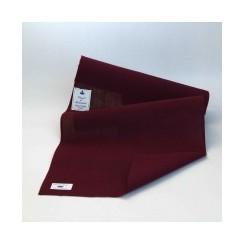 Leinenband maulbeer - 20 cm breit