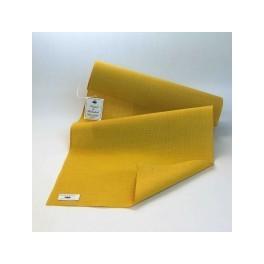 Leinenband maisgelb - 34 cm breit