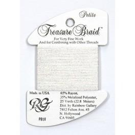 PB10 - White Pearl