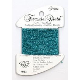 PB22 - Dark Turquoise