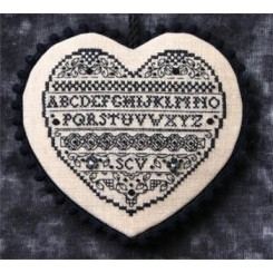 BLACKWORK HEART