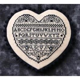 BLACKWORK HEART