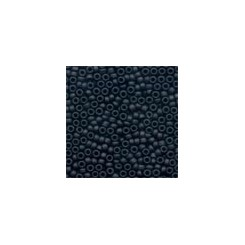 MH Antique Glass Seed Beads 03040 - flat black
