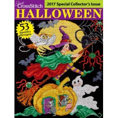 Just Cross Stitch - 2017 Special Halloween Issue