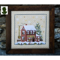 CHRISTMAS AVENUE - QUILT SHOP