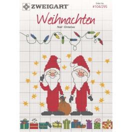 Zweigart Stick-Ideen: WEIHNACHTSLAND