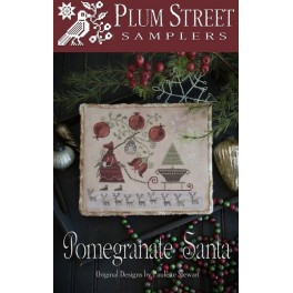 POMEGRANATE SANTA