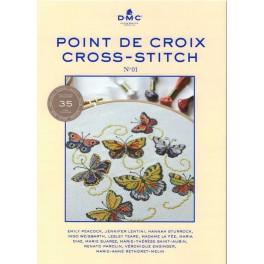 POINT DE CROIX - CROSS-STITCH