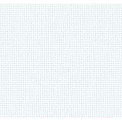 Zweigart Lugana weiß, 32 x 140 cm