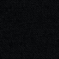 Aida mit 7 St./cm, schwarz, Precut 48x53 cm