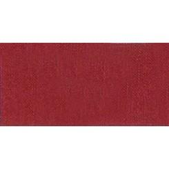 Leinenband burgund - 4 cm breit