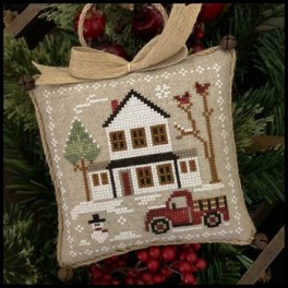 Farmhouse Christmas - GRANDPA'S PICK-UP