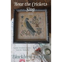 For the Birds 7: HEAR THE CRICKETS SING