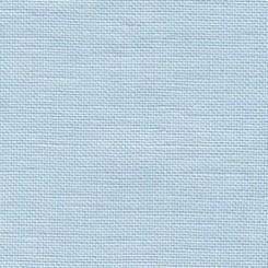 Zweigart Cashel eisblau, Precut 48 x 68 cm