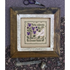 Botanical Stitches - SWEET VIOLET
