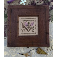 Botanical Stitches - COMMON LILAC