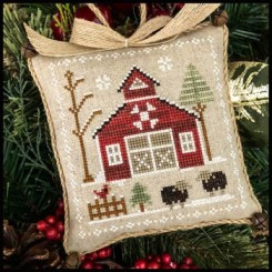 Farmhouse Christmas 9 - BAA BAA BLACK SHEEP