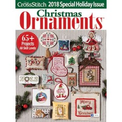 JUST CROSS STITCH - 2018 Special Holiday Issue