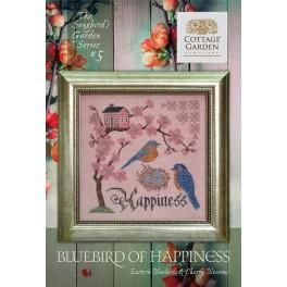 Songbird's Garden Series 5: BLUEBIRD OF HAPPINESS