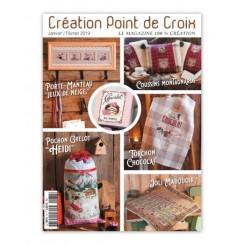 Création Point de Croix 74