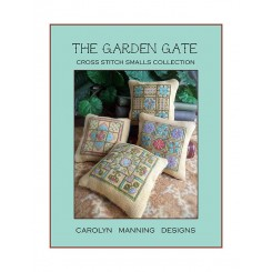 The Garden Gate Cross Stitch Smalls