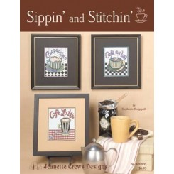 SIPPIN' AND STITCHIN'