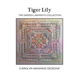 The Garden Labyrinth Collection - TIGER LILY