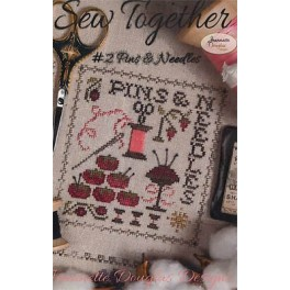 SEW TOGETHER 2: PINS & NEEDLES