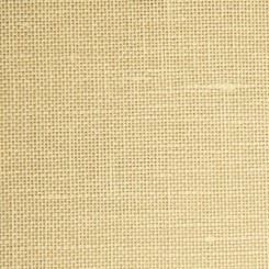 "Permin Linen 28"" beautiful beige, 70 x 50 cm"