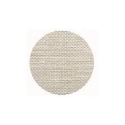 "Permin Linen 32"" white chocolate, 70 x 50 cm"