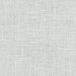 Zweigart Bergen weiß, 30 x 50 cm