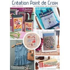 Création Point de Croix 77