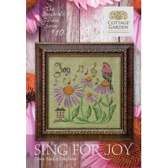 Songbird's Garden Series 10: SING FOR JOY